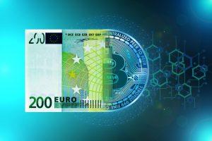 Entwicklung der Anzahl der Bitcoin Trader